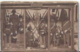 Bruxelles - Brussel - Musée Royal De L'Armée - Garde Civique (Chasseurs-éclaireurs Et Volontaires Belges - Musei