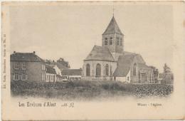 Les Environs D'Alost - Wieze - L'église - Aalst