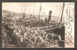Carte P ( Italie / Messina / Imbarco Di Limoni ) - Messina