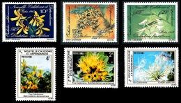 NOUV.-CALEDONIE 1983 - Yv. 466 467 468 469 470 471 **   Cote= 5,60 EUR - Flore. Orchidées (6 Val.)  ..Réf.NCE23871 - Neukaledonien