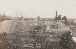 Canada  ON COLEMAN  Crown Reserve Mine   RP  Ca85 - Saskatchewan