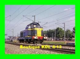 AL 440 - Loco BB 66046 - PANTIN - Seine Saint-Denis 93 - SNCF - Pantin