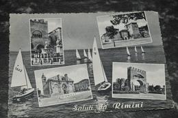 3042   Saluti Da Rimini - 1957 - Rimini