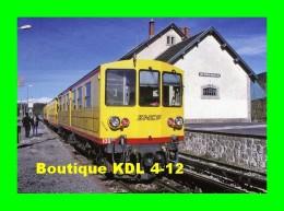 AL 455 - Automotrice Z 109 - FONT ROMEU ODEILLO VIA - Pyrénées Orientales - SNCF - Altri Comuni