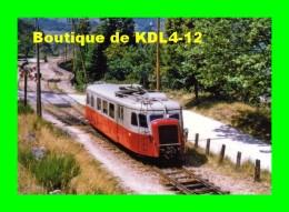 AL 457 - Autorail Billard  N° X 214 - SAINT-JULIEN BOUTIERES - Ardèche 07 - CFD Vivarais - Frankrijk