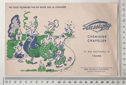 BUVARD LUSSIGNY Chemisier Chapelier TOURS - Textile & Vestimentaire