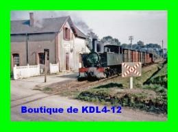 AL 509 - Train MV - Loco 230 T En Gare - ARGOL - Finistère 29 - RB - France