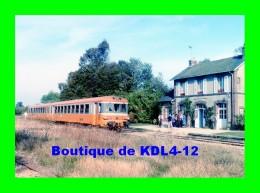 AL 521 - Autorail Caravelle En Gare - RANDONNAI IRAI - Orne  61 - SNCF - France