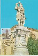 Grèce Carte Maximum 1988 Villes Grecques 1689 - Maximum Cards & Covers