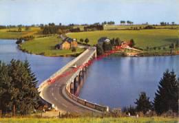 Le Lac Et Le Pont De Waterloo - Robertville - Waimes - Weismes