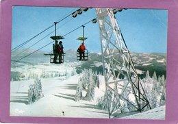25 Les Hopitaux Neufs Le Mont D'Or  Telebenne Du Mont D'Or Entre Ciel Et Neige - France