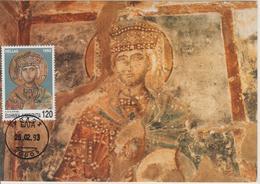Grèce Carte Maximum 1993 Rhodes 1815 - Maximum Cards & Covers