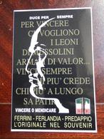 18363) CALENDARIO 2004 FERLANDIA FERRINI COLLEZIONISMO FASCISMO - Formato Piccolo : 2001-...