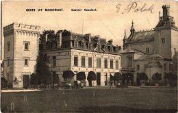CPA Maastricht Groet Uit Maastricht, Kasteel Caestert NETHERLANDS (728438) - Maastricht