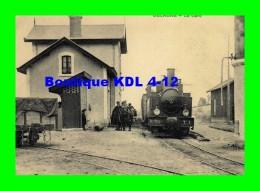 AL REP 45 - Train - Loco Pinguely 030 T N° 50 En Gare - BELABRE - Indre - 36 - TI - Reproduction - France