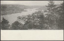Dartmouth & Kingswear, Devon, C.1902 - Frith's U/B Postcard - England