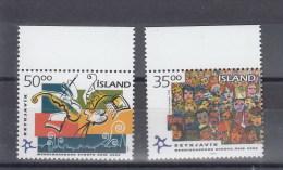 Island Michel Cat.No. Mnh/** 925/926 - 1944-... Republique
