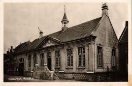 CPA Rijsbergen Raadhuis NETHERLANDS (728628) - Andere