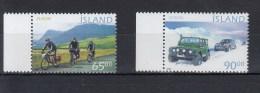 Island Michel Cat.No. Mnh/** 1066/1067 - 1944-... Republique