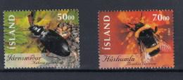 Island Michel Cat.No. Mnh/** 1075/1076 - 1944-... Republique