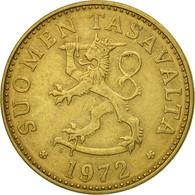 Monnaie, Finlande, 50 Penniä, 1972, TTB, Aluminum-Bronze, KM:48 - Finlande