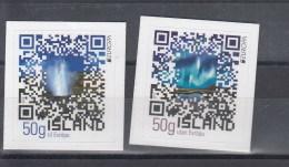 Island Michel Cat.No. Mnh/** 1361/1362 - 1944-... Republik