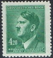 Bohemia 098a ** MNH. 1942 - Nuevos