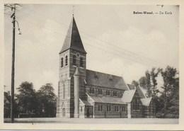Balen-Wezel (Balen).De Kerk - Balen