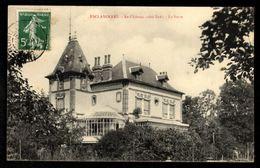 ESCLAVOLLES - Le Château (Côté Sud) - La Serre - Otros Municipios