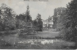 Duffel. Château Wanwendonck - Duffel