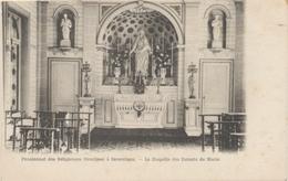 Saventhem - Pensionnat Des Religieuses Ursulines - La Chapelle Des Enfants De Marie - 1904 - Zaventem