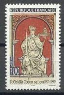 "FR YT 3238 "" Richard Coeur De Lion "" 1999 Neuf** - France"