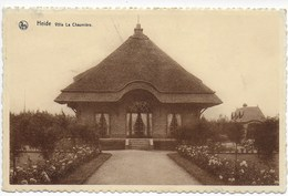 Helde (Kalmthout). Villa La Chaumière - Kalmthout