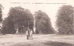 Champsecret  (Orne) Carrefour De L'Etoile - France