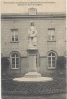 Saventhem - Pensionnat Des Religieuses Ursulines - Statue De Sainte-Angèle - 1908 - Zaventem