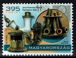 Ungarn Hungaria Hungary 2016 - Tabak Tobacco - Pipe Pfeife - MiNr 5824 - Tabak