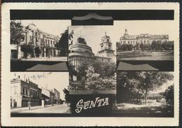 °°° 12053 - SERBIA - SENTA - VIEWS - 1971 With Stamps °°° - Serbia