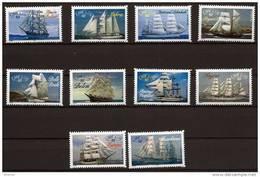 "FR YT 3269 à 3278 "" Armada Du Siècle à Rouen "" 1999 Neuf** - France"