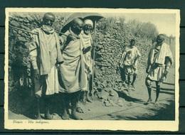 """Ethiopie - CPA """"la Vie Indigène"""" - Ethiopie"""