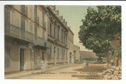 SAINTE MAXIME (83) Place Louis Blanc - Sainte-Maxime