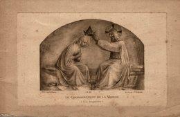 LE COURONNEMENT DE LA VIERGE - Vergine Maria E Madonne