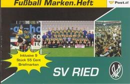 AUSTRIA / ÖSTERREICH, 2005, Booklet / Markenheftchen A, SV Ried - Austria