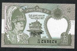 NEPAL P29b 2 RUPEES (1986) Signature 8  UNC. - Nepal