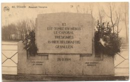Vilvorde - Monument Trésignies - Vilvoorde