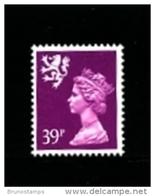 GREAT BRITAIN - 1991  SCOTLAND  39 P.  MINT NH   SG  S80 - Regionali