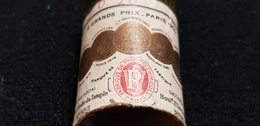 Boite Tube Vide D'origine 313010 PW FABRICATION DE PRODUIT CHIMIQUE 122 BL ST GERMAIN 92 RUE DU TEMPLE PARIS 75 - Boxes