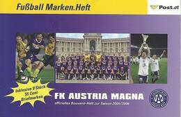 AUSTRIA / ÖSTERREICH, 2005, Booklet / Markenheftchen B, AUSTRIA WIEN - Austria