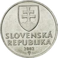 Monnaie, Slovaquie, 10 Halierov, 2002, SUP, Aluminium, KM:17 - Slovaquie