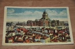 1547- Bruxelles, Palais De Justice Et Panorama - België