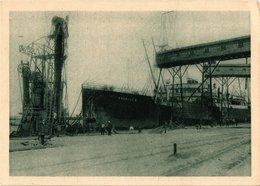 WG Odessa Port Steamer 1931 2018-10 Clean - Piroscafi